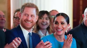 The Duke and Duchess of Sussex have launched legal action in Los Angeles after drones were allegedly used to take pictures of their 14-month-old son Archie (Paul Edwards/The Sun/PA)