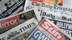 What the papers say – April 25