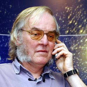 Professor Colin Pillinger was the driving force behind Britain's Mars lander Beagle 2.