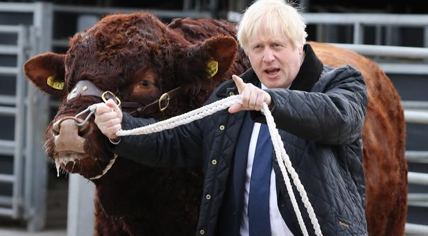 Prime Minister Boris Johnson has suggested he might break the law to achieve a no-deal Brexit (Andrew Milligan/PA)