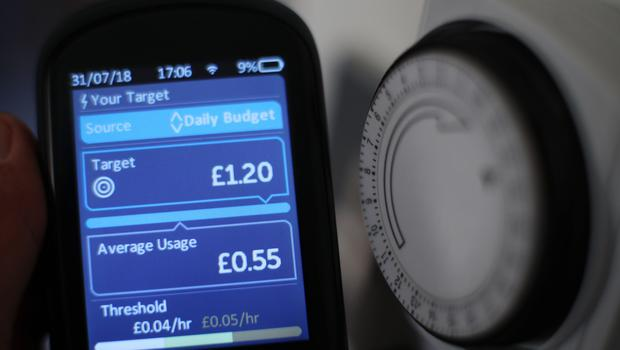 Ofgem reviews the price ca every six months (Yui Mok/PA)