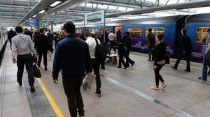 Commuters can miss potential signs of extremist behaviour.