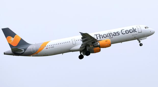 Thomas Cook ceased trading earlier this week (Tim Goode/PA)