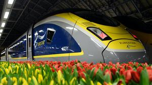 Eurostar is to restart direct services from London to Amsterdam and Disneyland Paris in the coming weeks (Eurostar/PA)
