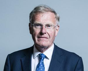 Conservative MP Sir Christopher Chope (Chris McAndrew/UK Parliament)