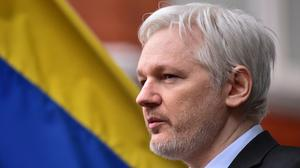 Julian Assange has been living at the Ecuadorian embassy in London since the summer of 2012
