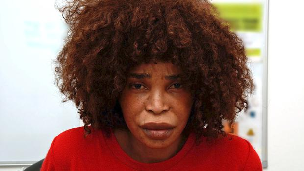 Berlinah Wallace was acquitted of murder but found guilty of throwing a corrosive substance with intent (Avon and Somerset Police/PA)