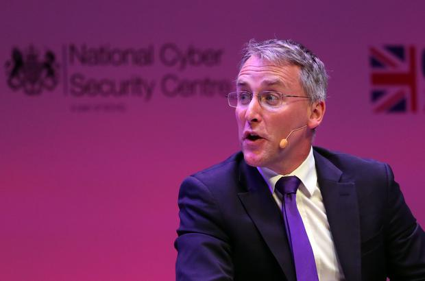Ciaran Martin led the setting-up of the National Cyber Security Centre in 2016 (Andrew Milligan/PA)