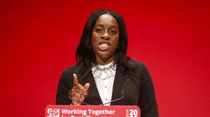 Shadow international development secretary Kate Osamor (Danny Lawson/PA)