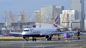 London City Airport has announced it is cutting up to 239 jobs as part of 'crucial restructuring plans' (Victoria Jones/PA)