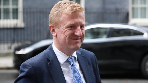 Culture Secretary Oliver Dowden said the Digital Markets Unit will make competition in the tech space 'healthier' (Jonathan Brady/PA)