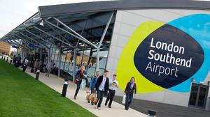 Southend Airport owner Stobart Group is raising extra cash due to coronavirus struggles (Stobart Group/PA)