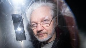 Julian Assange is fighting extradition to the US (Dominic Lipinski/PA)