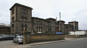 HMP Wandsworth, a Category B men's prison in South West London (Jonathan Brady/PA)