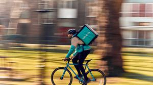 A deal with Amazon to invest in Deliveroo has been approved due to the delivery platform facing collapse ((Mikael Buck/Deliveroo/PA)