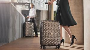 Luggage brand Antler has fallen into administration (Antler/PA)