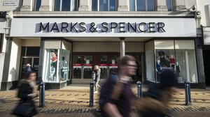 MandS said the proposals will help move the company to 'a leaner, faster retail management structure' (Martin Rickett/PA)