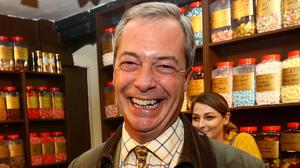 Ukip leader Nigel Farage says more MPs will be considering whether to jump ship and join his Eurosceptic party