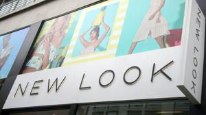 A branch of New Look on Oxford Street, central London (Yui Mok/PA)