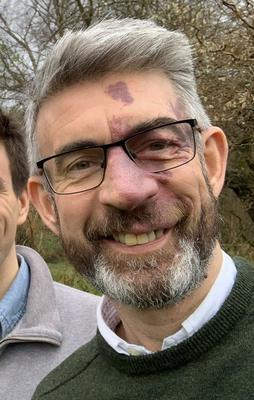 Richard Morris went missing after going for a run from his Hampshire home (Hampshire Constabulary/PA)