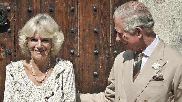 Charles and Camilla will pay their respects at Birkhall (Ben Birchall/PA)