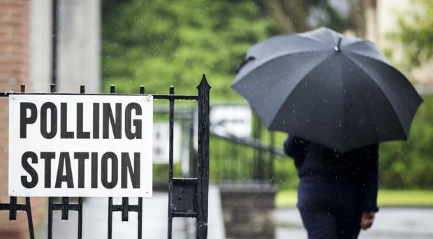 Many voters say climate change will influence the way they vote in the next election (Liam McBurney/PA)