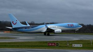 Tui has extended the suspension of holidays for UK customers until at least the end of June due to coronavirus travel restrictions (Peter Byrne/PA)