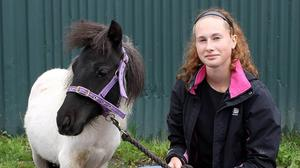 Laura Davies, 21, who died after being found with several stab wounds near the Essex Horse and Pony Protection Society Base
