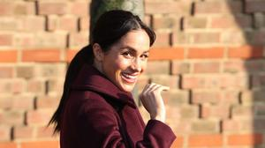 The Duchess of Sussex has been a senior royal for less than two years (Jonathan Brady/PA)