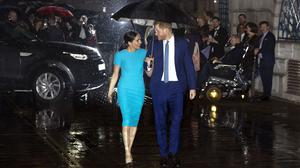 The Duke and Duchess of Sussex (Steve Parsons/PA Wire)