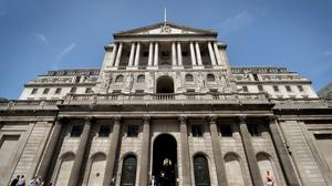 The Bank of England believes the Consumer Price Index (CPI)  is likely to fall below 1% in the coming months.