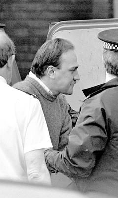 Ian Simms was convicted of murdering Helen McCourt (PA)