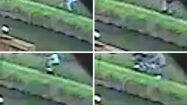CCTV of cyclists detectives would like to speak to who were seen close to where missing schoolgirl Alice Gross was last spotted