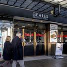 Beales department store in Southport (Peter Byrne/PA)