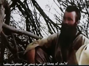 Frame grab of Stephen McGown from video released by Islamic extremists (AP)