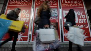 December 22 is expected to be the most popular day for festive grocery shopping, while an hour at lunchtime on December 23 is believed to be the peak time for high street shopping.