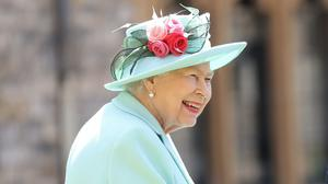 The Queen at Windsor Castle (Chris Jackson/PA)