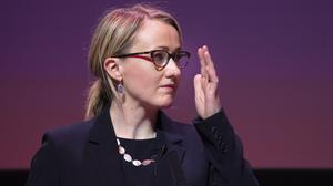Rebecca Long-Bailey has been asked to pre-record a victory speech in case she is elected Labour leader (Jane Barlow/PA)