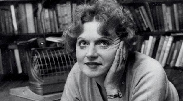 Muriel Spark, who died in April 2006, aged 88