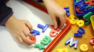 3,167 childcare providers took part in the survey (Dominic Lipinski/PA)