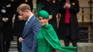 The Duke and Duchess of Sussex have announced an initiative to help people through the coronavirus pandemic (Dominic Lipinski/PA)