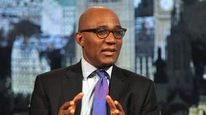 Labour veteran Trevor Phillips has been suspended from the party over allegations of Islamophobia (Jeff Overs/BBC/PA)