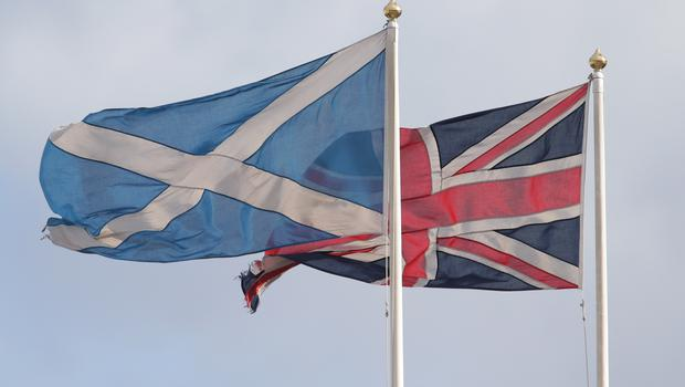 A new report has looked at the economic prospects for an independent Scotland (Yui Mok/PA)