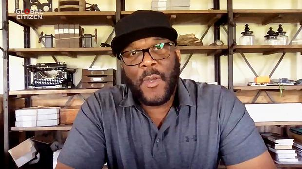 Actor Tyler Perry let the couple stay in his home (Global Citizen/PA)