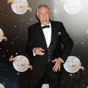 Sir Bruce Forsyth will lace up his dancing shoes for another series of Strictly