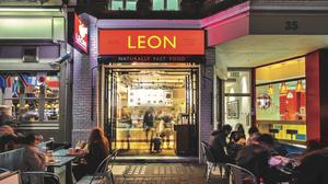 Leon has more than 75 restaurants and styles itself as 'Naturally Fast Food' (Leon/PA)