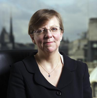 Director of Public Prosecutions Alison Saunders has helped devise an action plan to tackle rape case issues (Crown Prosecution Service/PA)
