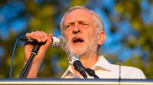 Jeremy Corbyn stressed the importance of engaging young people and energising the party's supporters