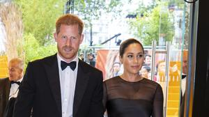 Harry and Meghan will be at the Endeavour Fund Awards (Niklas Halle'n/PA)