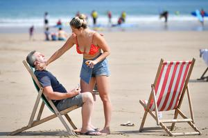 Foreign holidays look back on the cards after the Government signalled travel quarantine restrictions are due to end next month (Ben Birchall/PA)